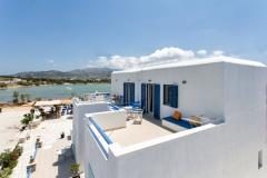 Double Rooms- Theologos beach Antiparos